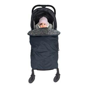 Sevi bebe Universal Luxury Stroller Blanket Footmuff