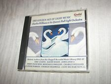 Golden Age of Light Music Charles Williams Queen's Hall Light Orchestra 2004 CD