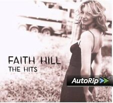 FAITH HILL - THE HITS  CD POP-ROCK INTERNAZIONALE