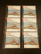 Adobe Acrobat 5.0 CD With Serial New Windows PC 90041347 S/A ACRO 5.0.5 GEN UE R