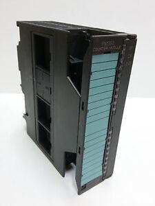 SIEMENS 6ES7 350-1AH01-0AE0 Simatic FM350 Counter Module S7-300