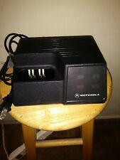 Motorola Battery Charger Electronics Tools Ntn4734b 2 Way Radio Desk Satellite