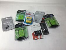 Mixed Battery & Electronics Lot. Magnets, Camera & Cordless Phone Batteries