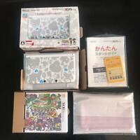 Used Nintendo 3DS LL Dragon Quest Monsters 2 Limited Console Special Pack Boxed