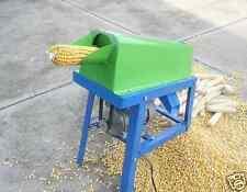 220V Farm Electric Corn Thresher Sheller Threshing Stripping Machine New  S