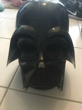 Vintage 1977 Don Post Star Wars Darth Vader Mask Two-Piece Plastic Helmet