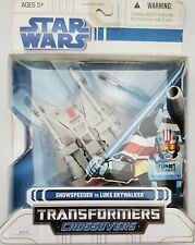 New ListingStar Wars Transformers Crossovers - Snowspeeder to Luke Skywalker