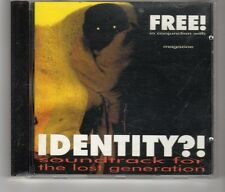 (HK635) Identity?!, Soundtrack For The Lost Generation, 21 tracks - CD