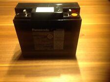 Panasonic 12V - 17 Ah , AGM  Blei Gel Akku , Industrie Qualität , LC-XD 1217 PG