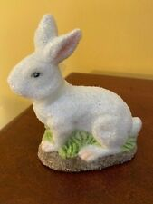 Midwest of Cannon Falls Teena Flanner Easter bunny figurine