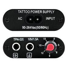 Mini Professional Motor Power Supply for Rotary Tattoo Machine Gun Tool New MG
