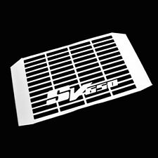 SUZUKI SV650N (1999 -2002 )STAINLESS STEEL RADIATOR COVER GRILL GUARD