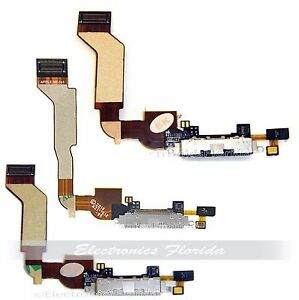Charging Dock Port Connector Flex Cable for Apple Iphone 4gsm / 4cdma / 4s NEW