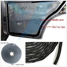 4M Butyl Rubber Glue Headlight Sealant Retrofit Headlamp Windshield For Cars SUV