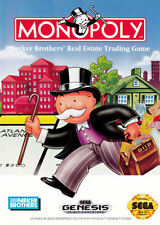 Monopoly SG, New sega_genesis