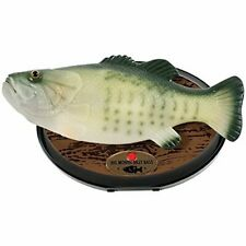 Big Mouth Billy Bass the Motion Activated Singing Sensation by Gemmy