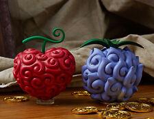 2pcs One Piece Devil Fruit Figure Blackbeard Yami Yami & Law Ope Ope no Mi Gift