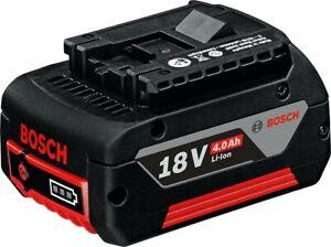 BoschAkku Professional GBA 18 V 4Ah Li-Ion (1600Z00038)