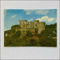 Auvergne Chateau de Chouvigny Postcard (P349)
