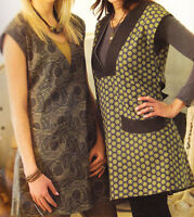 PATTERN - Over the Top Tunic - stylish womens clothing PATTERN - Indygo Junction