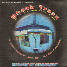 DAVID COLEMAN / JOHN HOWARD / SEN-SEI - Cabane Traxx - Kinetic Grooves