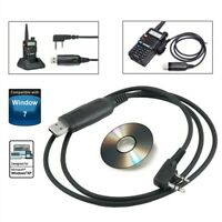 USB Programming Cable&Software for BaoFeng UV-5R/5RA/5RE BF-888S Two-way Radios