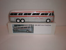 1/43 BUS GMC GM-4901 Aro Coaches Inc. Bus Tours /1954