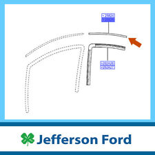 Genuine Ford Left Hand Door Window Outer Weatherstrip for AU BA BF Falcon Sedan