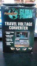 Powerline Global Power Travel Voltage Converter