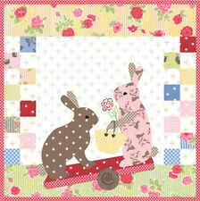 COTTONTAIL COTTAGE by Bunny Hill Designs for Moda - Pattern: Hip & Hop