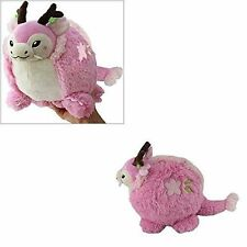 "SQUISHABLE Sakura Dragon 7"" stuffed animal LIMITED EDITION Hand numbered NEW"