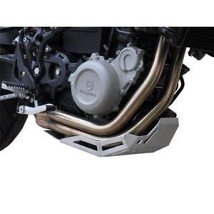Husqvarna Nuda 900/R Year 2012-13 Motor Protection Skid Plate Silver