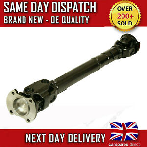 FRONT PROPSHAFT DOUBLE CARDAN FOR LAND ROVER DISCOVERY 2 TD5 & V8 OE TVB000110