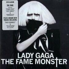 LADY GAGA - THE FAME MONSTER 2009 UK 2 CD SET