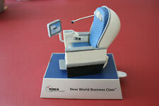 Model of Northwest Airlines New World Business Class Seat