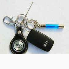 Decent Dynamic Anti Static Electricity Eliminator Remover Key Chain for Car SUV
