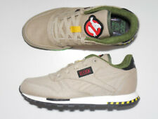 Reebok Ghostbusters Classic Leather PS Shoes Kids Sneakers 2 Limited New