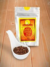Seasoned Pioneers Whole Grains Of Paradise African Pepper 40g Resealable Packet