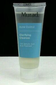 Murad Acne Clarifying Cleanser 4.5fl oz/135ml New Exp 3/2020 New  sealed