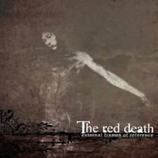 Red Death, The - External Frames of Reference METAL BLADE CD NEU OVP