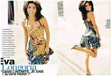 Coupure de presse Clipping 2009 (3 pages) Eva Longoria