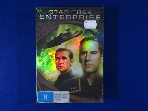 Star Trek Enterprise Season 4 - Brand New Still Sealed - DVD - Free Postage !!
