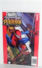 Marvel Ultimate Spider-Man Comic Book KB Toys Special Edition Issue 1 Powerless