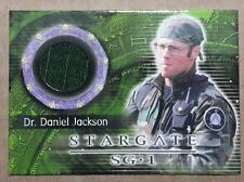 Stargate SG-1 Costume Card - C27 Michael Shanks as Dr. Daniel Jackson