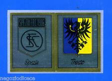 CALCIATORI PANINI 1987-88 - Figurina-Sticker n. 502 -SPEZIA#TRENTO SCUDETTO -Rec