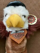 "HARLEY DAVIDSON - OFFCIAL LICENSED - EAGLE MASCOT - 12 "" - WITH TAGS"