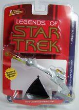 Johnny Lightning Legends Star Trek Klingon D7 Battlecruiser Series 5 Sacrifice