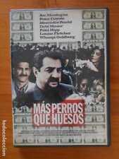 DVD MAS PERROS QUE HUESOS (9H)