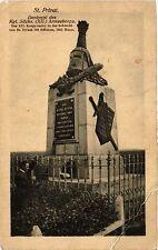 CPA St. Privat Denkmal des Kgl. Sachs. Armeekorps (393201)