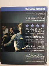 The Social Network Movie (2 Blu-Ray Discs ). Read Details.